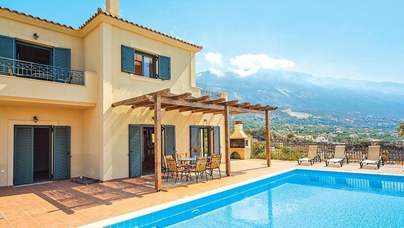 Why choose a villa holiday?