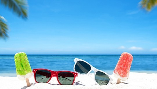 The benefits for booking your holiday in advance
