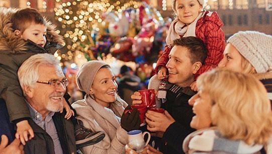 Enjoy a Festive Break This Winter