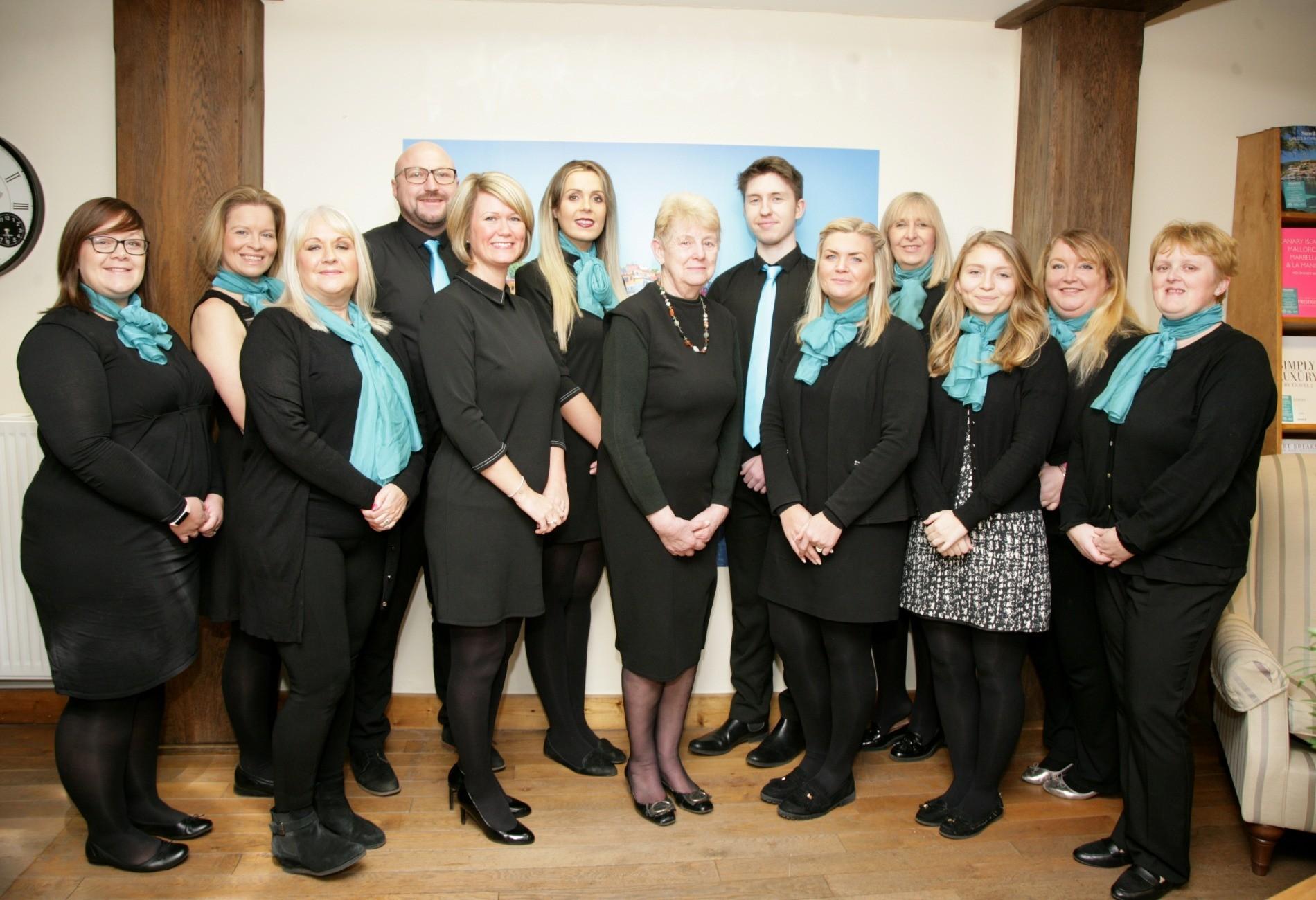 Shrewsbury's premier travel agent reassures Thomas Cook customers