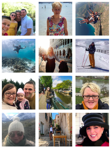 A round up of the holidays the Peakes Travel Elite team have enjoyed in 2019!
