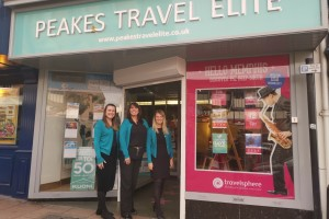 The Peakes Travel Elite team welcomes some new faces