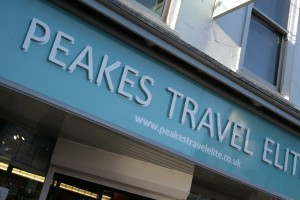 Thomas Cook Travel Store customers urged to check their holidays are secure