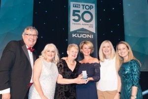 We are officially the No. 1 Travel Agency in the UK & Ireland!