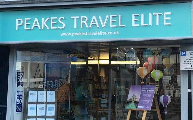 Peakes Travel Elite Store