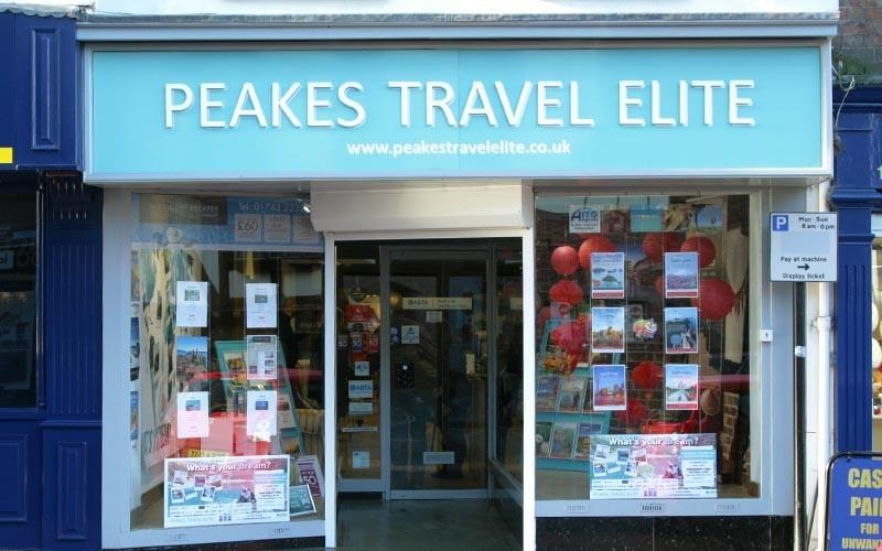 Peakes Travel Elite Store