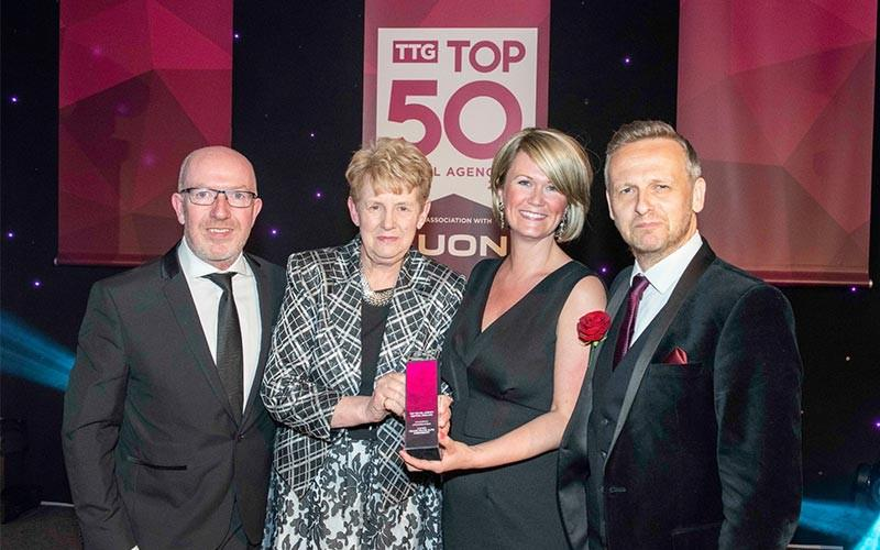 We're in the TTG Top 50 Awards again!