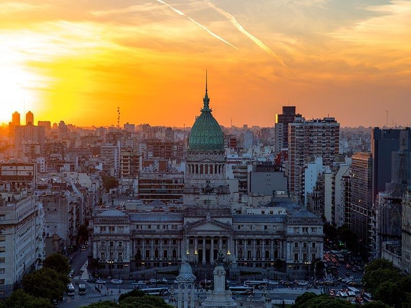 Palacio Barolo, Argentina