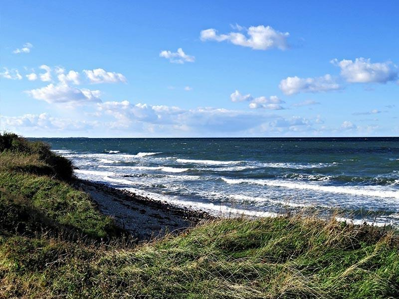 Kattegat Coastline, Denmark