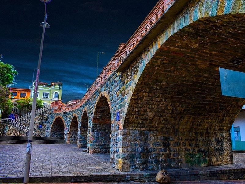 Bridge of all saints