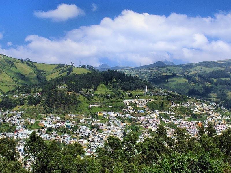Quito Volcano