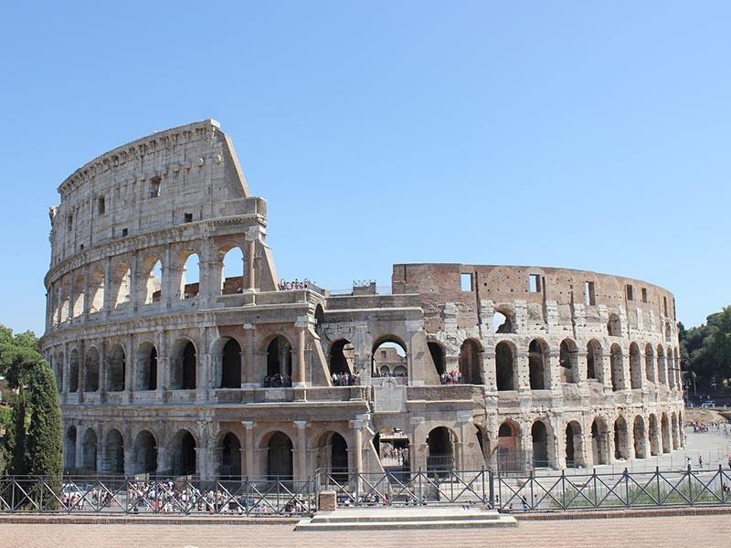 Colluseum, Rome, Italy