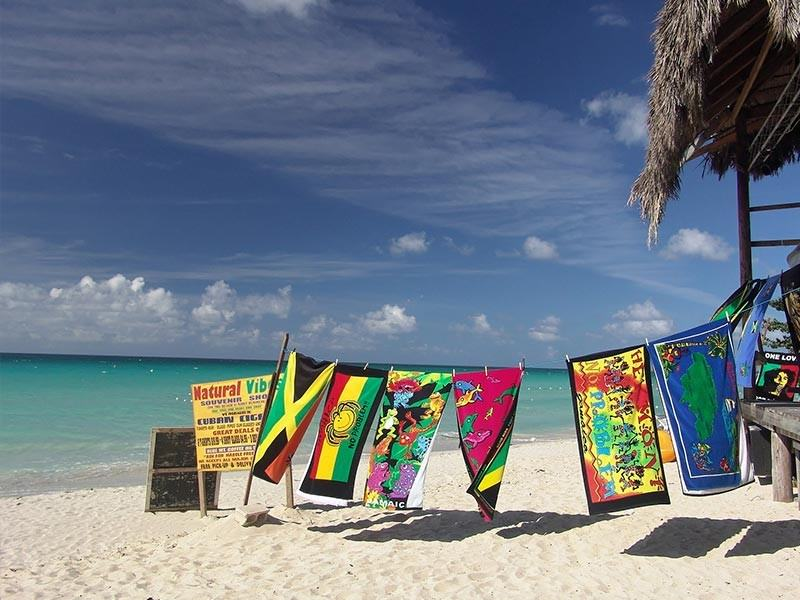 Jamaican Beach Towels