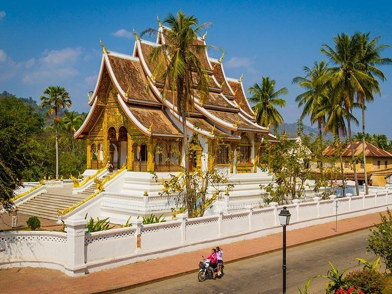 Royal Palace - Luang Prabang