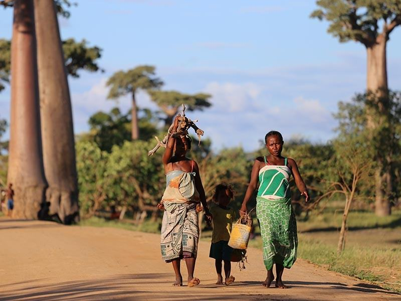 Daily life in Madagascar, Africa