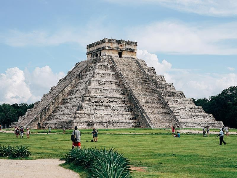 Chichén Itzá Temple, Mexico