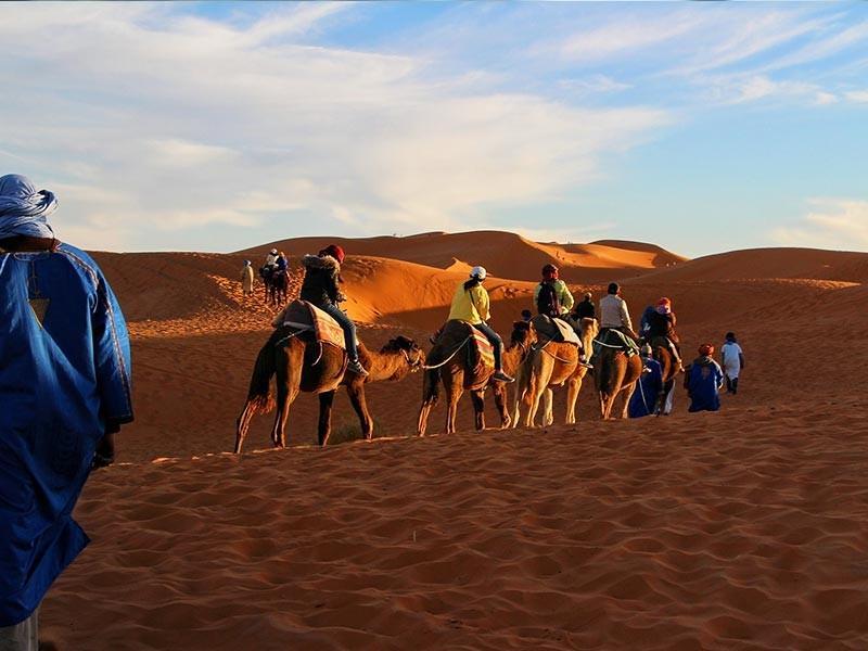 Sahara Caravan, Morocco