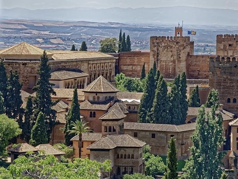 Alahambra, Spain