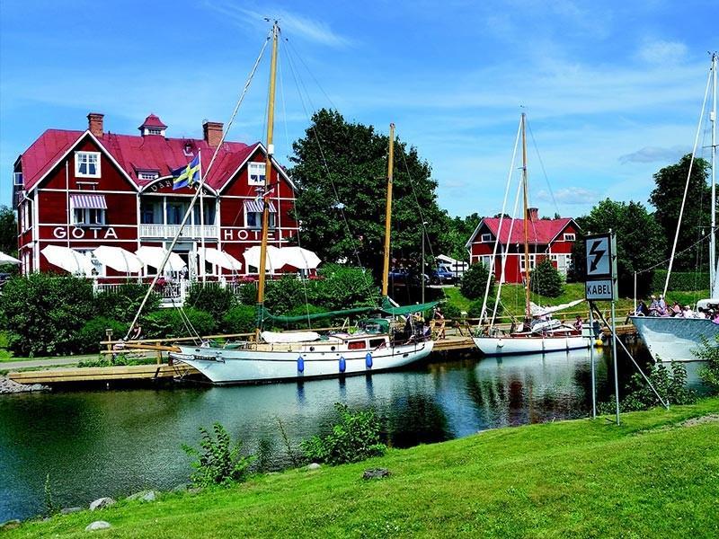 Gota Canal, Borensberg, Sweden