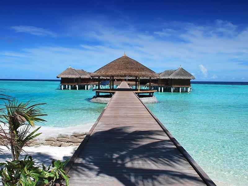 Maldives Beach Cottages