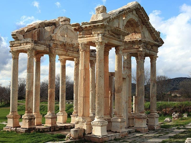 Temple - Hellenic - Turkey