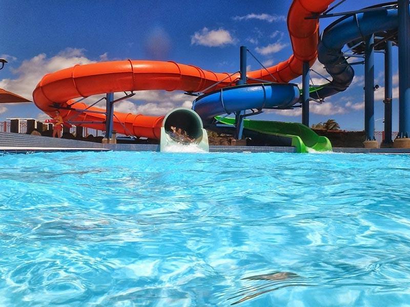 Family Pool Holidays